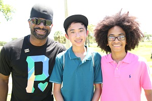 DJ Irie's Golf Clinic and my Experience with Joshua's Heart
